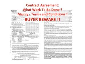 AquaGuard Waterproofing Corporation Basement Waterproofing Contract