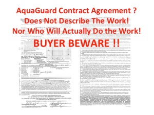 Aquaguard contractII pic