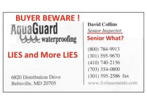 AquaGuard Lies