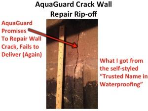 Crack Wall II
